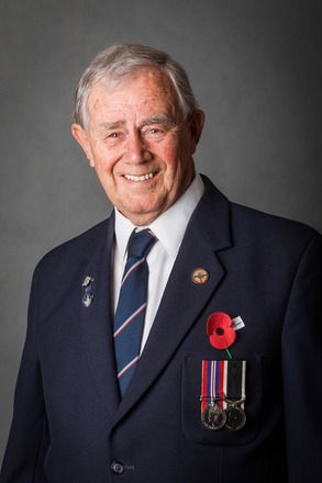 Portrait of Lewis William Dutton, 241256 (2014). © NZIPP Photograph by Mark McKeown 9999-5018. CC-BY-NC-ND 4.0.