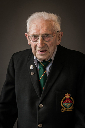 Portrait of Edward Alexander Heenan, 43813 (2014). © NZIPP Photograph by Megan Graham 1176-7474. CC-BY-NC-ND 4.0.