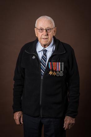 Portrait of John David McKay, NZ7378 (2014). © NZIPP Photograph by Gino Demeer 1168-7239. CC-BY-NC-ND 4.0.