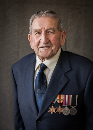 Portrait of David Paul, 127997 (2014). © NZIPP Photograph by Andrea Mahy 1209-7334. CC-BY-NC-ND 4.0.