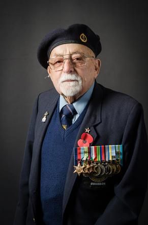 Portrait of John Arthur Ross, CJX409843 (2014). © NZIPP Photograph by Andrea Chalmers 1124-2377. CC-BY-NC-ND 4.0.