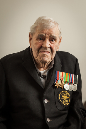 Portrait of Alfred Milton Saunders, 1329 (c.2013-2014). © NZIPP Photograph by Adrian Barrett 1154-2040. CC-BY-NC-ND 4.0.