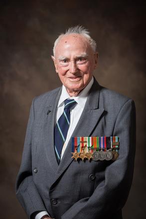 Portrait of Watt McEwan, 40802 (c.2013-2014). © NZIPP Photograph by Lisa Harrington 1108-2619. CC-BY-NC-ND 4.0.