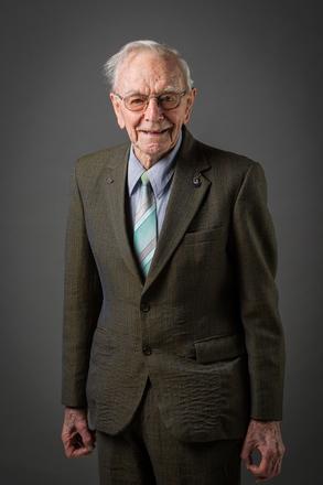 Portrait of John Fitzell Victor Baker, NZN7133 (2014). © NZIPP Photograph by  Aliah Jan 1100-2909. CC-BY-NC-ND 4.0.