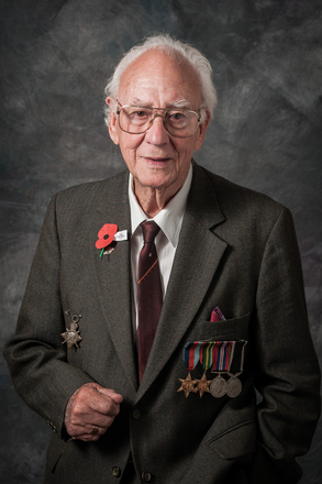 Portrait of Brian Paul Callaway, 4312021 (2014). © NZIPP Photograph by  Kerry Grant 1201-2271. CC-BY-NC-ND 4.0.