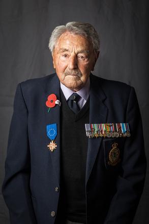 Portrait of Nick Carver, 391694 (2014). © NZIPP Photograph by  Helen Jones 9999-2369. CC-BY-NC-ND 4.0.