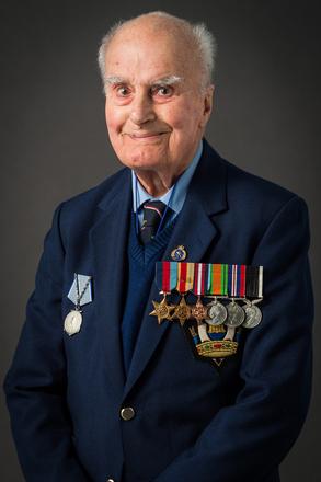 Portrait of Francis Noel Smith, C5472 (2014). © NZIPP Photograph by  Heather RIchardson 9999-7465. CC-BY-NC-ND 4.0.