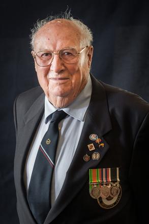 Portrait of Kenneth Clark, NZ43989 (2014). © NZIPP Photograph by Lynda Forrest 5174. CC-BY-NC-ND 4.0.