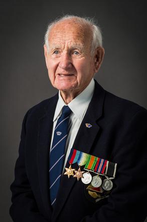 Portrait of Edward Clarke, NZ415183 (2014). © NZIPP Photograph by Heather RIchardson 7465. CC-BY-NC-ND 4.0.