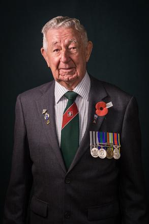 Portrait of Desmond John Weavers, 37829 (2014). © NZIPP Photograph by Rachael Kelly 7698. CC-BY-NC-ND 4.0.