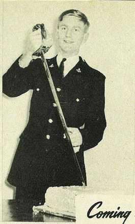 'Frederick Johnston Needham, of Duntroon Military College, Australia' Gisborne Photo News, No. 66, December 10, 1959. CC BY-NC-ND.