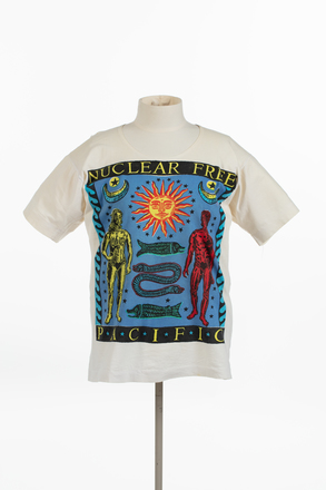 t-shirt, 1995.7, T1679, All Rights Reserved