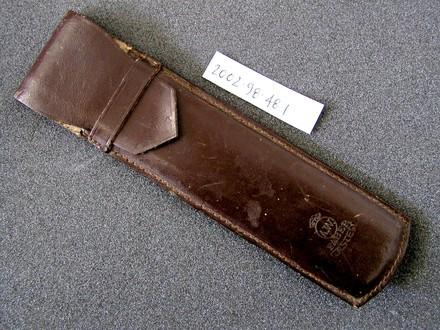 ruler, slide [2001.025.0048] pouch