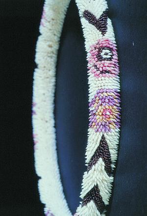 hat band, Rarotonga