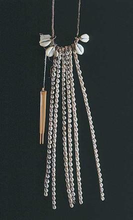 necklace, Dani