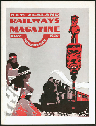 The New Zealand Railways magazine