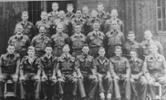 A Group  of New Zealand POW's in Germany Stalag 8b. - No known copyright restrictions.