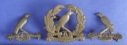 badge, regimental 2004.131.5