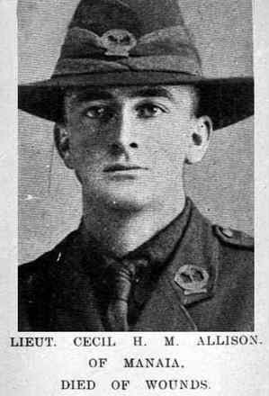 Portrait, Auckland Weekly News, 1918 - No known copyright restrictions