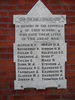 Pleasant Point School War Memorial, South Canterbury, WW1 (Photo Brian Davison, 2009) - No known copyright restrictions