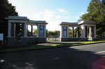 Memorial gates, Mt Eden Normal Primary School, WW1 (June 2010) - No known copyright restrictions