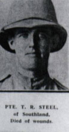 Portrait, originally published in the Auckland Weekly News (kindly provided by family) - No known copyright restrictions