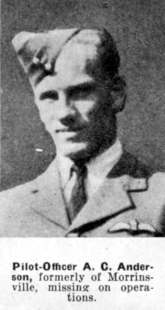 Portrait from The Weekly News; 27 August 1941 - This image may be subject to copyright