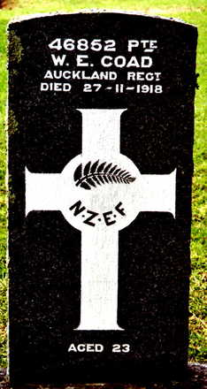 The gravestone was photographed and provided by Paul Baker. - No known copyright restrictions
