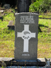 Image of gravestone at Waikumete Cemetery provided by Sarndra Lees 2013 - Image has All Rights Reserved.