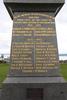 Howick & Pakuranga War Memorial, WW1 and WW2 (photo J. Halpin August 2013) - No known copyright restrictions