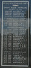 Panel 4: Royal New Zealand Navy - Engine Room Artificers Fourth Class Nalder - Sturgeon, Stoker Petty Officers, Leading Stokers, Stokers First Class, Stokers Second Class Burton - Morton (digital photo John Halpin 2011) - CC BY John Halpin