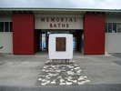 Greytown Memorial Baths (photo G.A. Fortune, 2012) - Image has All Rights Reserved