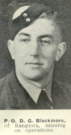 Portrait from The Weekly News; 4 October 1944 - This image may be subject to copyright
