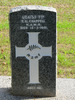 Headstone, Thomas Gordon Chappell, Waikumete Cemetery (photo provided by Sarndra Lees 2012) - This image may be subject to copyright