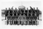 Formal group photo: [Class 81 N (2), No. 7 Air Observers School, 1943]. - This image may be subject to copyright