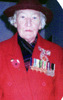 Portrait, in later years wearing her medals - This image may be subject to copyright
