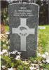 Headstone, urupa, Rangiahua (Korokota) Maori Cemetery (photo R Beddows 2004) - No known copyright restrictions