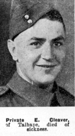 Portrait from The Weekly News; 16 July 1941 - This image may be subject to copyright