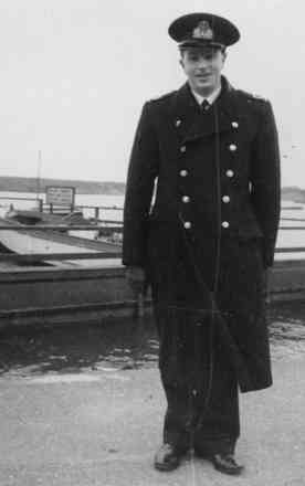 Hamish Muir Buchanan, St Annes-on-sea, [March] 1942. - This image may be subject to copyright