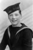Portrait, John Daniel Clark, Boy telegraphist - This image may be subject to copyright
