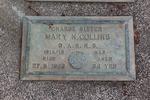 Headstone, Waikumete Cemetery, Auckland (photo J. Halpin February 2014) - No known copyright restrictions