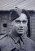 Portrait, Darcy Herbert Gardiner (800706), Bari, Italy 1944 (kindly provided by family) - This image may be subject to copyright.