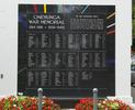 Honour Roll, World War I and World War II, Onehunga War Memorial Swimming Pool (photo John Halpin March 2012) - CC BY John Halpin