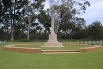 Cross of Sacrifice, Perth War Cemetery and Annex, Australia (photo F. Caddy 2012) - No known copyright restrictions