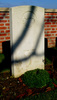 Headstone, Heilly Station Cemetery - No known copyright restrictions