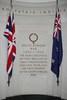 Auckland War Memorial Museum, South African War Memorial 1899-1902 Dedication panel. (photo John Halpin, December 2011). - CC BY John Halpin