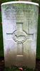 Image of gravestone at Botley Cemetery provided by Gabrielle Fortune 2006. - Image has All Rights Reserved