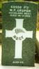Headstone, Waikaraka Cemetery (photo provided by Paul F. Baker 2007) - No known copyright restrictions