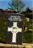 Headstone, CWGC, O'Neill's Point Cemetery (Paul Baker 2002) - No known copyright restrictions
