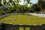 View, Broadwood Services Cemetery, (photo J. Halpin 2012) - No known copyright restrictions